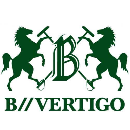 B Vertigo Bryczesy damskie z pełnym silikonowym lejem Meghan